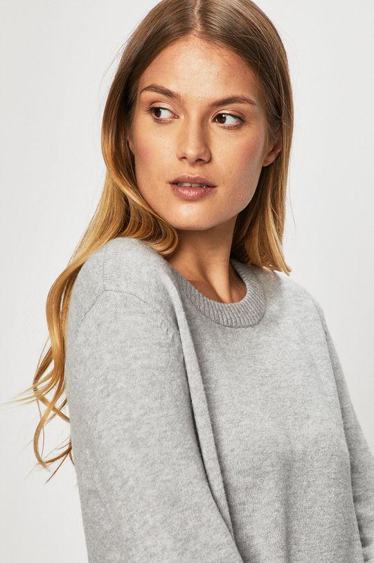 jasny szary Vila - Sweter