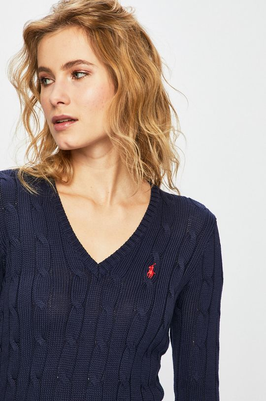 Polo Ralph Lauren - Svetr námořnická modř