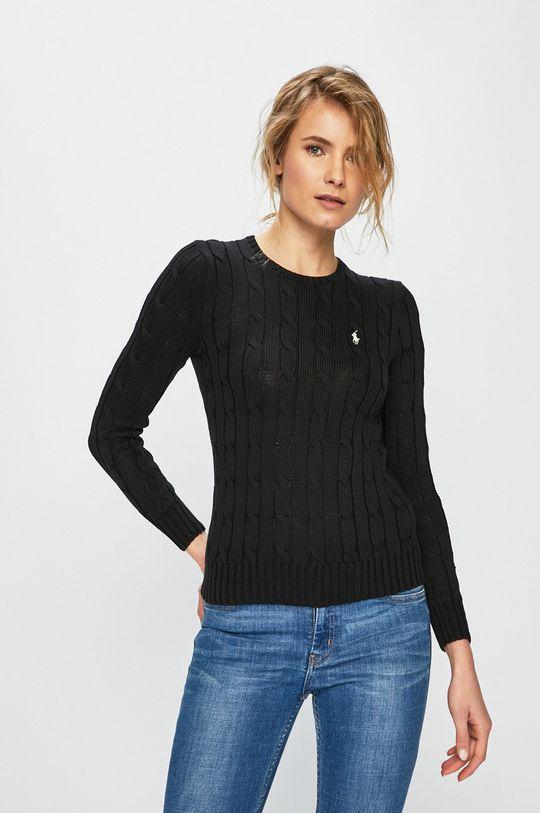 negru Polo Ralph Lauren - Pulover De femei