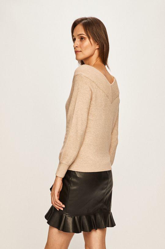 Jacqueline de Yong - Sweter 20 % Nylon, 28 % Poliester, 52 % Wiskoza