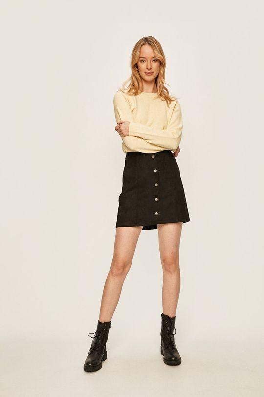 Vero Moda - Sweter żółty
