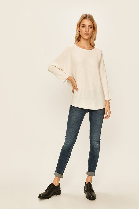 Vero Moda - Sweter biały