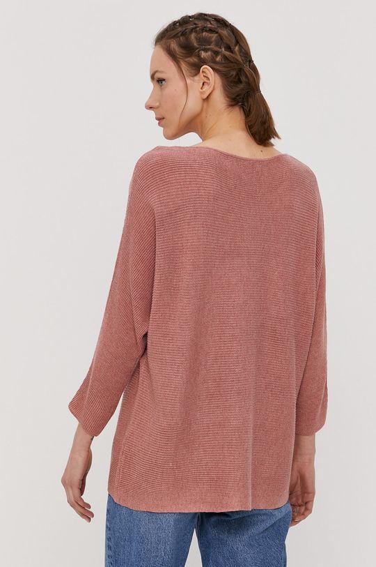 Vero Moda - Svetr  63% Polyester, 3% Vlna, 34% Viskóza