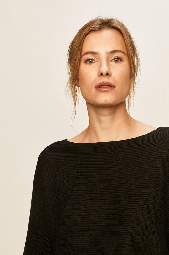 czarny Vero Moda - Sweter