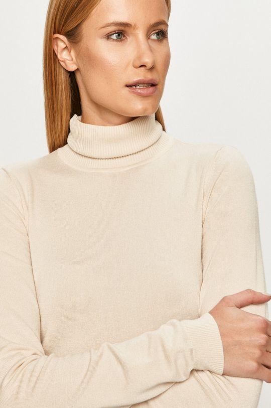 beżowy Vero Moda - Sweter