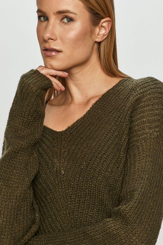 zelená Jacqueline de Yong - Sveter