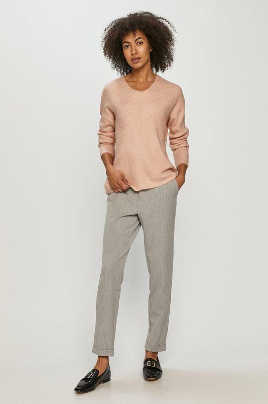 Vero Moda - Pulover roz pastelat