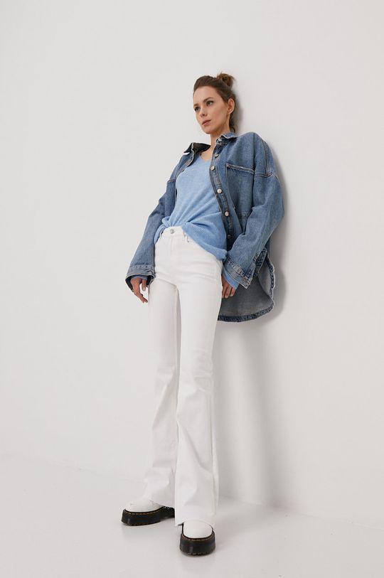 Vero Moda - Svetr modrá
