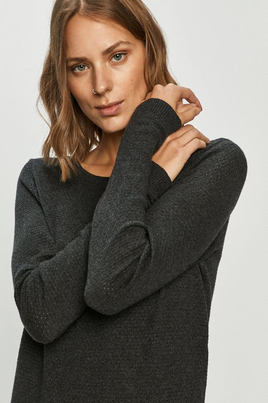 grafitowy Vero Moda - Sweter