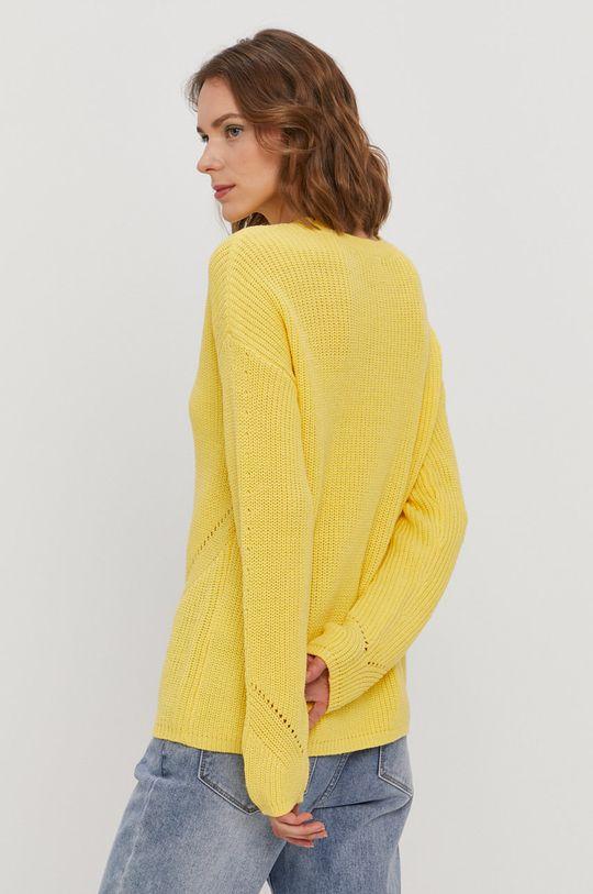 Pieces - Sweter 64 % Akryl, 22 % Bawełna, 14 % Poliester
