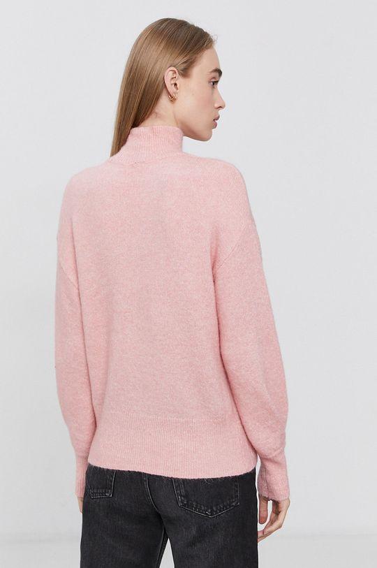 Y.A.S - Sweter różowy