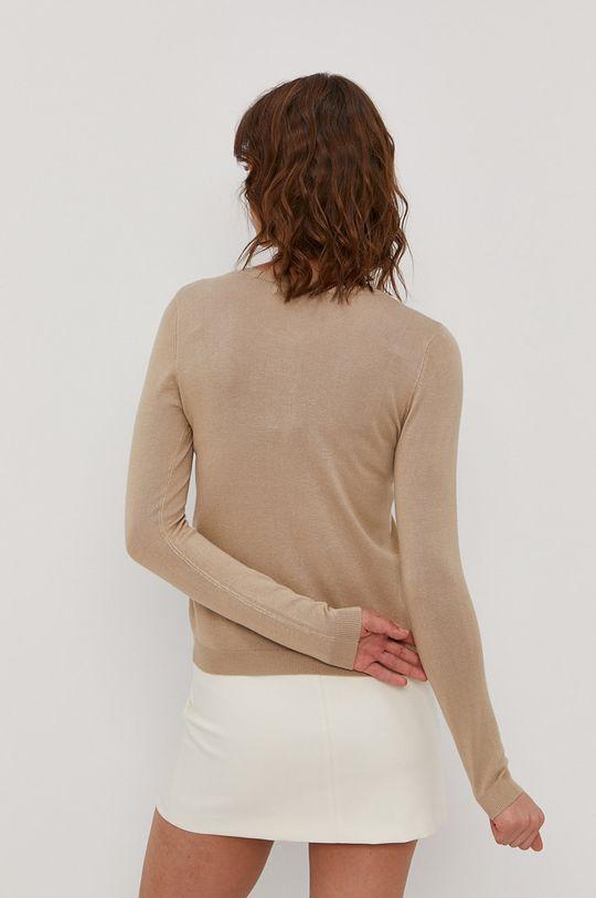 Pieces - Sweter 20 % Nylon, 80 % Wiskoza