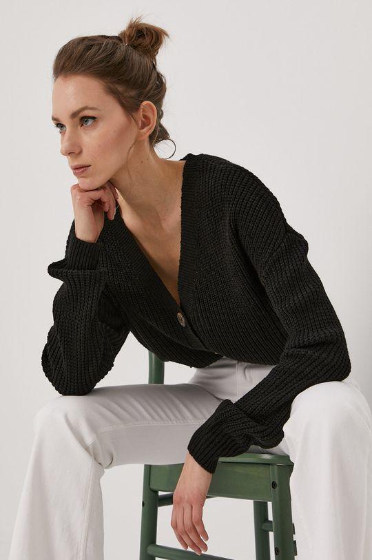 czarny Vero Moda - Kardigan Damski