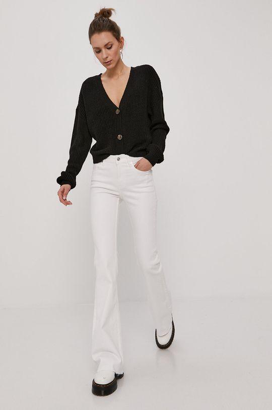 Vero Moda - Kardigan czarny