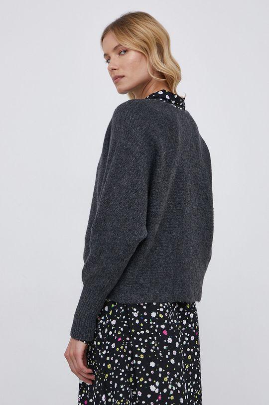 Only - Sweter 77 % Akryl, 4 % Elastan, 19 % Poliester