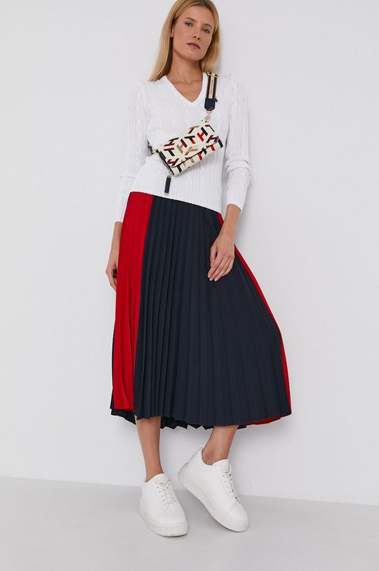 Polo Ralph Lauren - Sweter biały