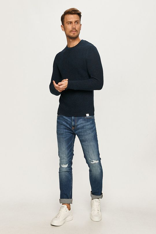 Only & Sons - Pulover bleumarin