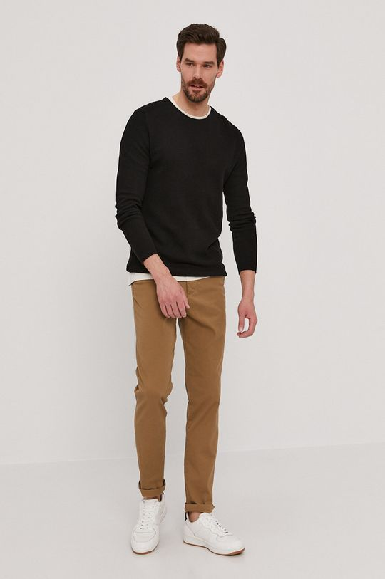 Selected - Pulover negru