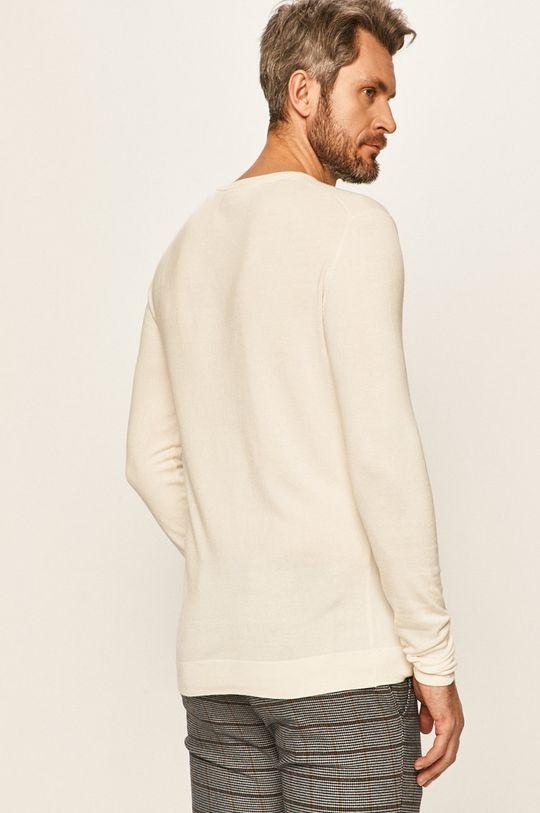Tailored & Originals - Sweter 20 % Nylon, 80 % Wiskoza