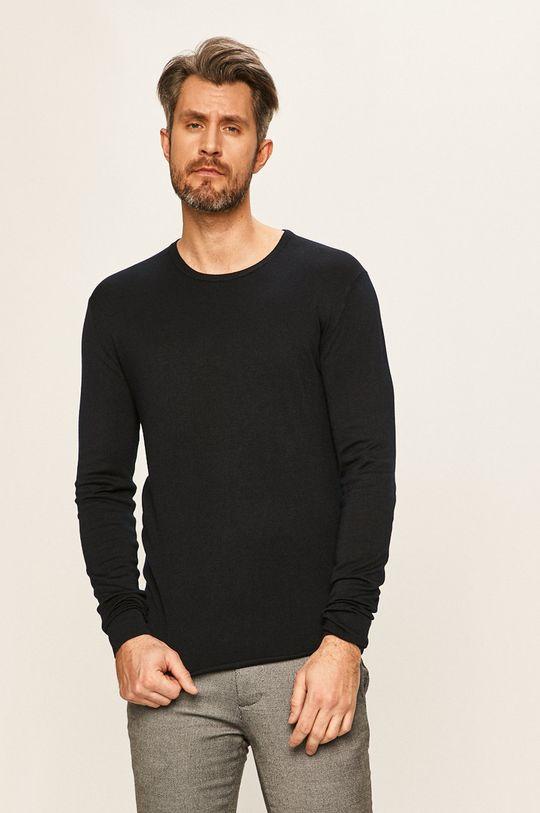 bleumarin Tailored & Originals - Pulover De bărbați