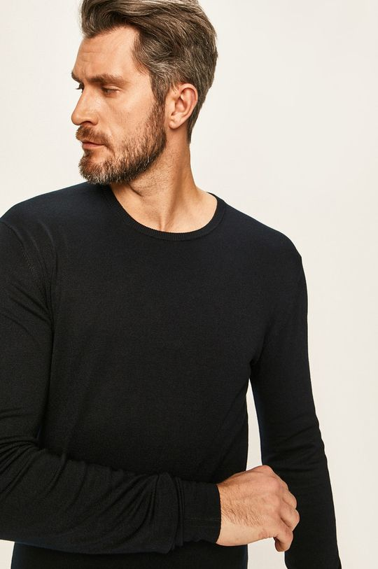 granatowy Tailored & Originals - Sweter