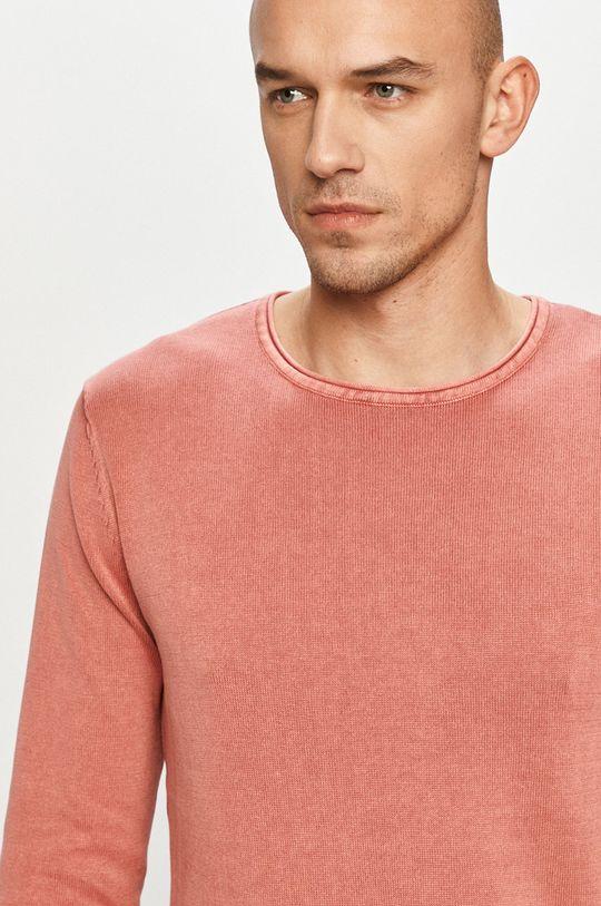ostry różowy Jack & Jones - Sweter 12174001 Męski