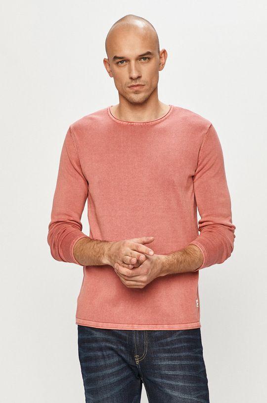 ostry różowy Jack & Jones - Sweter 12174001