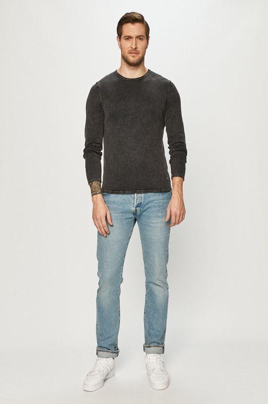 Jack & Jones - Sweter 12174001 szary