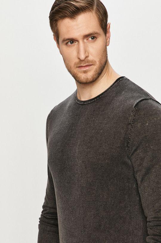 szary Jack & Jones - Sweter 12174001
