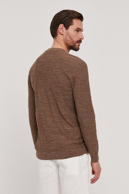 Selected - Sweter 55 % Bawełna, 35 % Poliester, 10 % Wiskoza