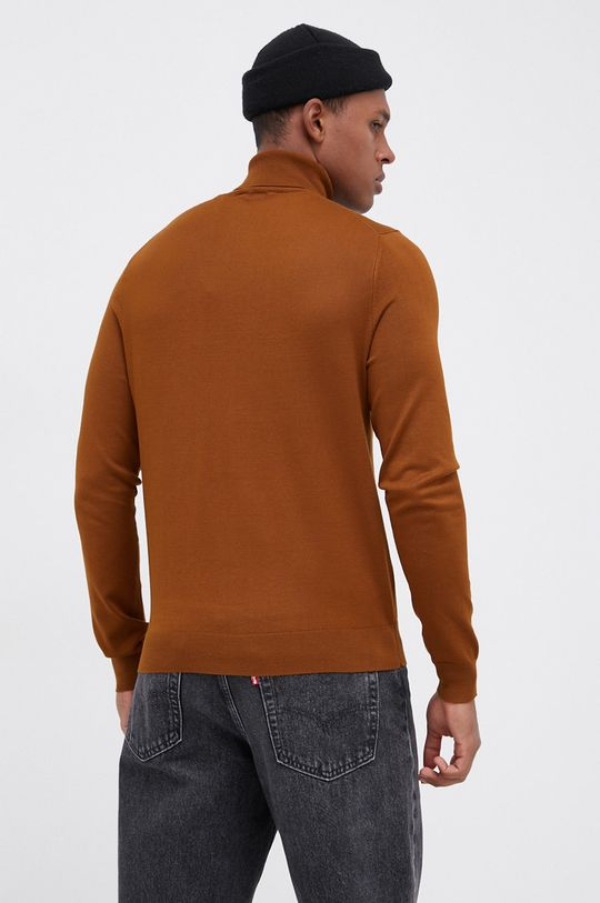 Only & Sons - Sweter 22 % Poliester, 78 % Wiskoza Livaeco by Birla Cellulose™
