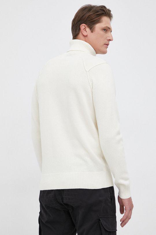 C.P. Company - Sweter wełniany 20 % Poliamid, 80 % Wełna