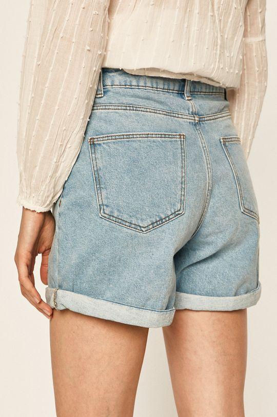 Noisy May - Rifľové krátke nohavice  100% Bavlna