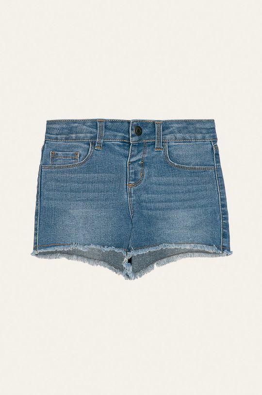 modrá Name it - Džínové šortky 104-164 cm Dívčí