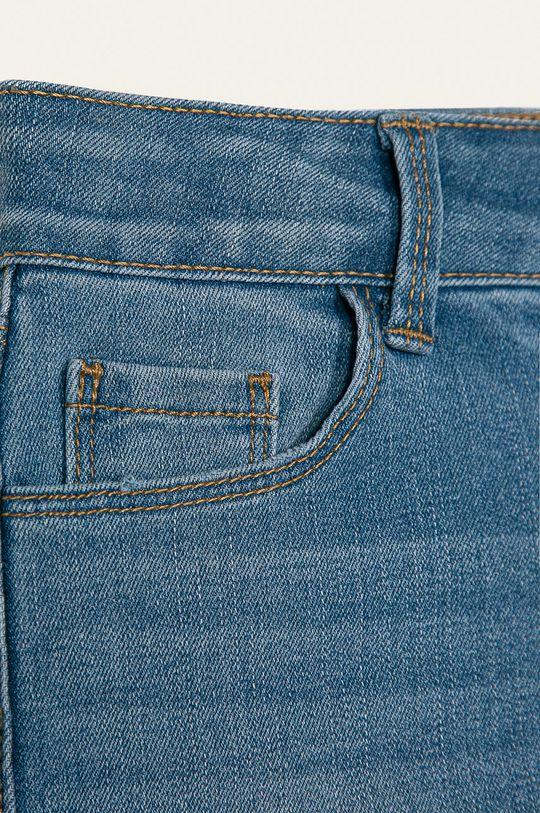 Name it - Džínové šortky 104-164 cm modrá