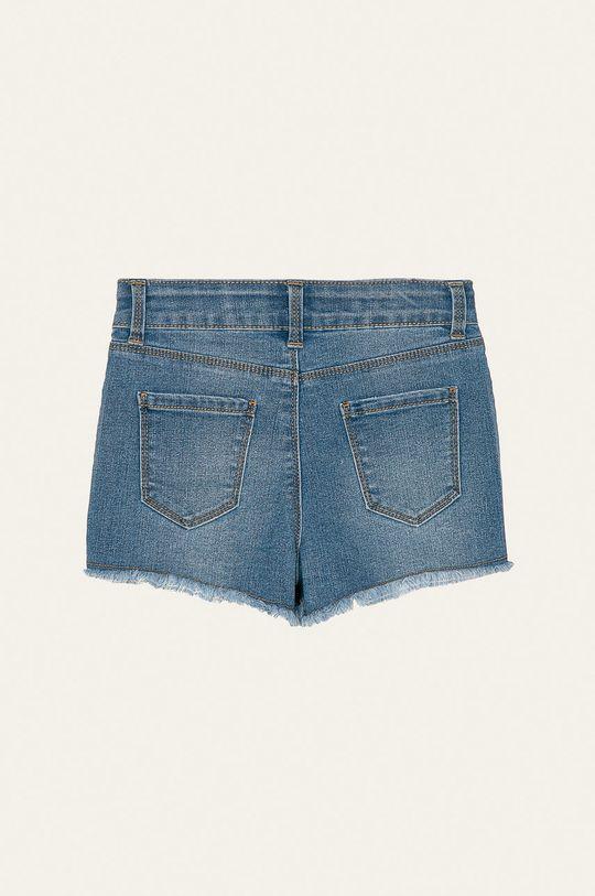 Name it - Džínové šortky 104-164 cm 71% Bavlna, 2% Elastan, 24% Polyester, 3% Viskóza