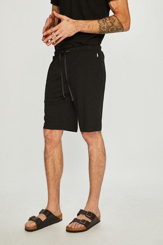 negru Polo Ralph Lauren - Pantaloni scurti De bărbați