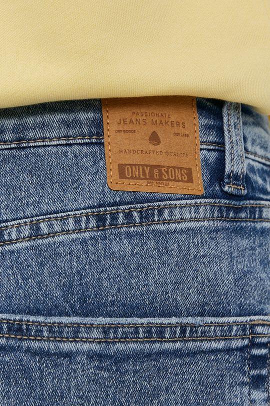 Only & Sons - Szorty jeansowe Męski