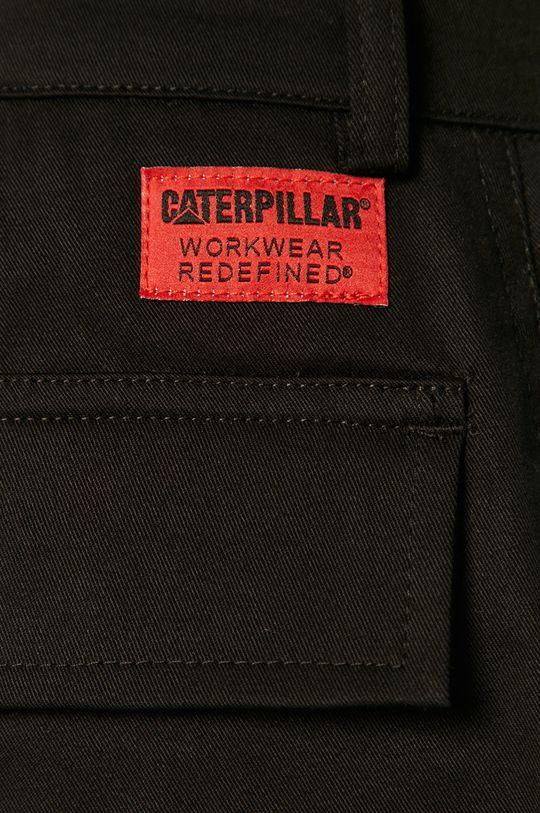 czarny Caterpillar - Szorty