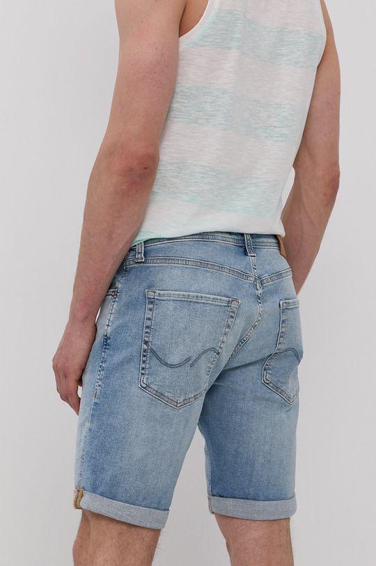Jack & Jones - Džínové šortky  82% Bavlna, 10% Organická bavlna, 2% Elastan, 6% elastomultiester