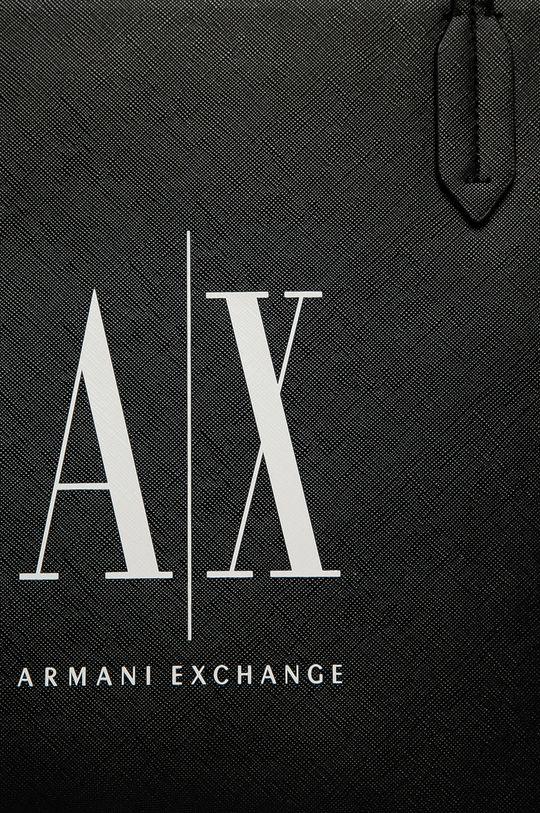 Armani Exchange - Torebka czarny