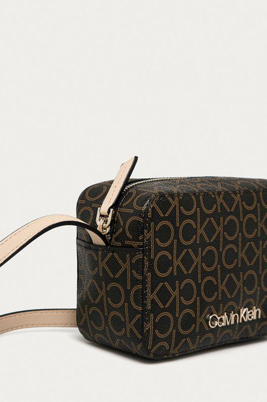 Calvin Klein - Torebka Materiał zasadniczy: 100 % Materiał syntetyczny
