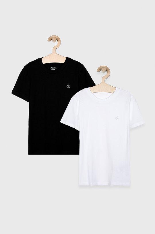 λευκό Calvin Klein Underwear - Παιδικό μπλουζάκι (2-pack) 104-176 cm Για αγόρια