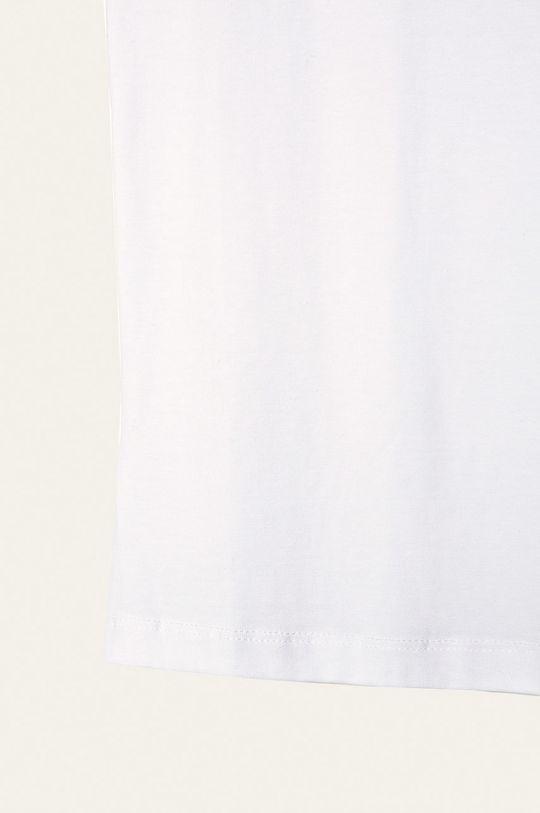 biela Name it - Detské tričko 110-164 cm (2-pack)