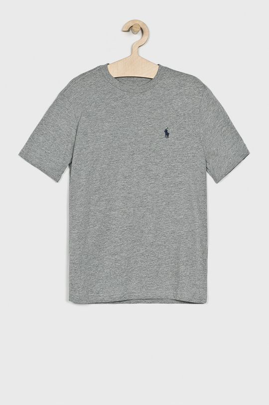 szary Polo Ralph Lauren - T-shirt dziecięcy 134-176 cm Chłopięcy