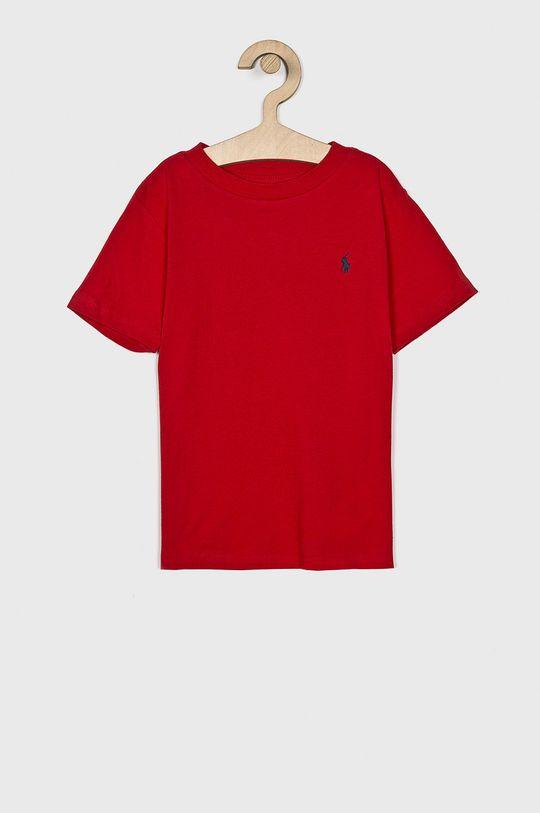 червоний Polo Ralph Lauren - Дитяча футболка 92-104 cm Для хлопчиків