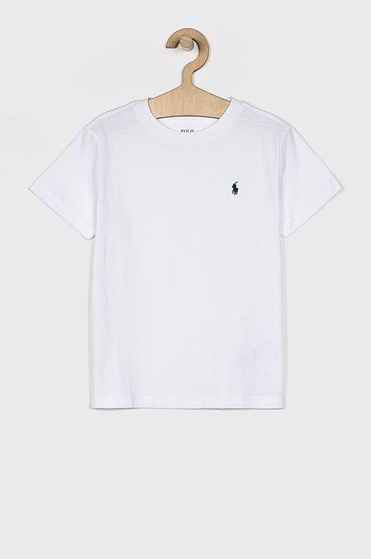 bílá Polo Ralph Lauren - Dětské tričko 110-128 cm Chlapecký