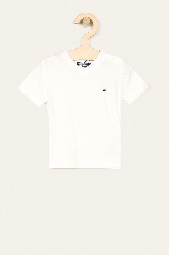 biela Tommy Hilfiger - Detské tričko 74-176 cm Chlapčenský
