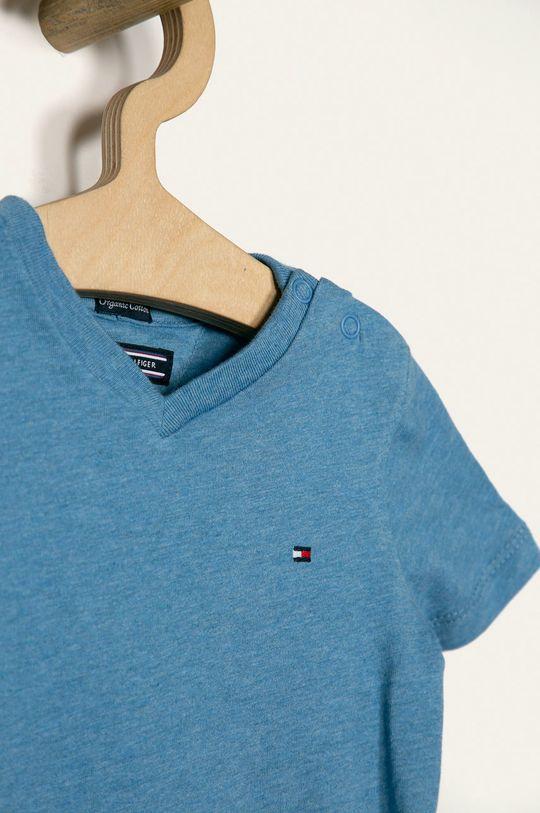 Tommy Hilfiger - Detské tričko 74-176 cm svetlomodrá