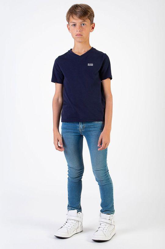 bleumarin Boss - Tricou copii 110-152 cm De băieți